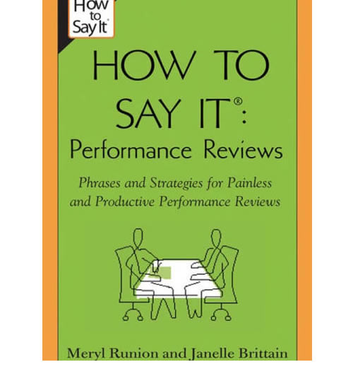 Review Phrases | i hate performance reviews