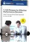240+ Performance Evaluation Phrases – Sample Performance ...